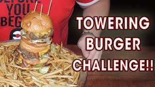 Roaming Gnome BURGER CHALLENGE in Tennessee!!
