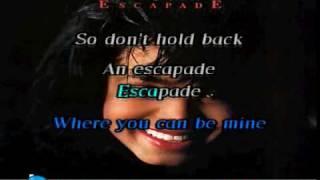 Escapade (Janet Jackson) Karaoke