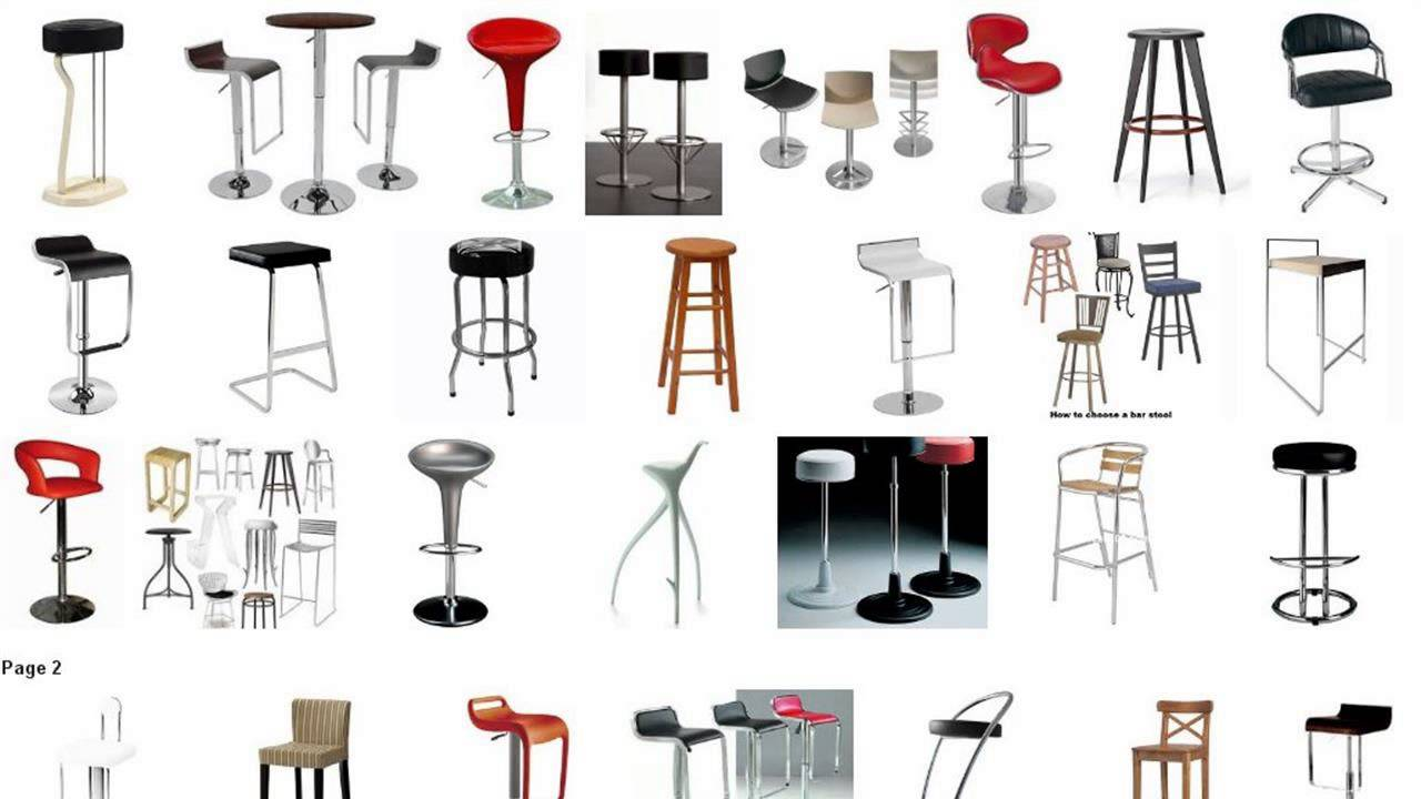 How To Reupholster Bar Stools Youtube