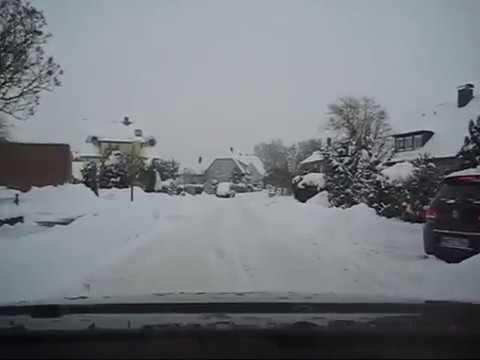 2010 Winterfahrt durch Georgsmarienhütte