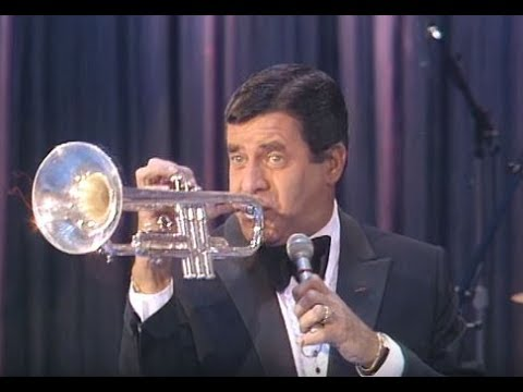 Jerry Lewis & Conrad Janis w The Beverly Hills Dixie Band 1984  MDA Telethon