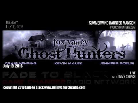 Ep. 492 FADE to BLACK: The Haunted Summerwind Mansion : LIVE