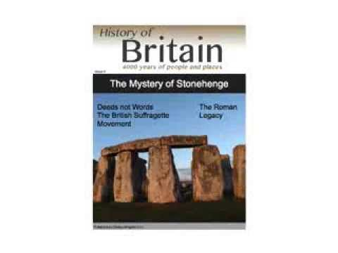 History of Britain Magazine available on iTunes