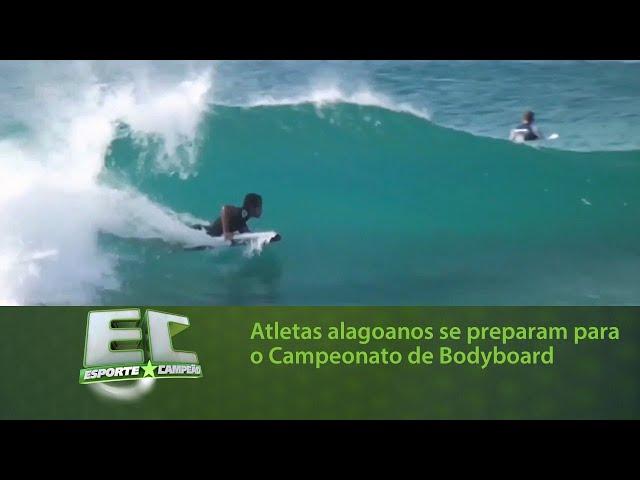 Atletas alagoanos se preparam para representar o estado em Santa Catarina