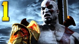 "God of War 3 - Part 1 ""HADES"" (Gameplay/Walkthrough)"
