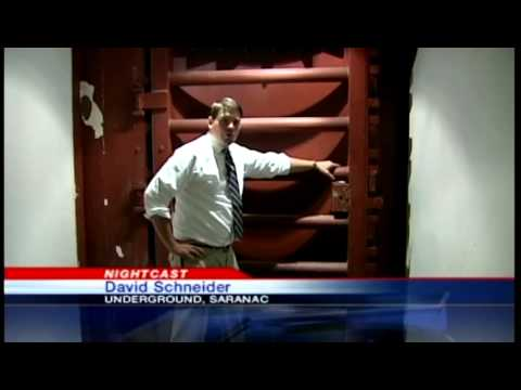 Missile silo transforms into home in Saranac Lake