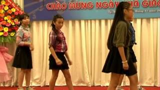 Repeat youtube video Tiết mục nhảy sexy dance của Phương Mỹ Chi lễ 20-11-2013