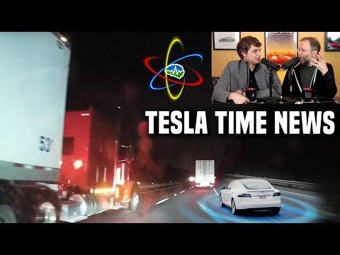 Tesla Time News - Tesla Accident that Didn't Happen