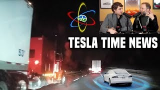 Tesla Time News - Tesla Accident that Didn't Happen