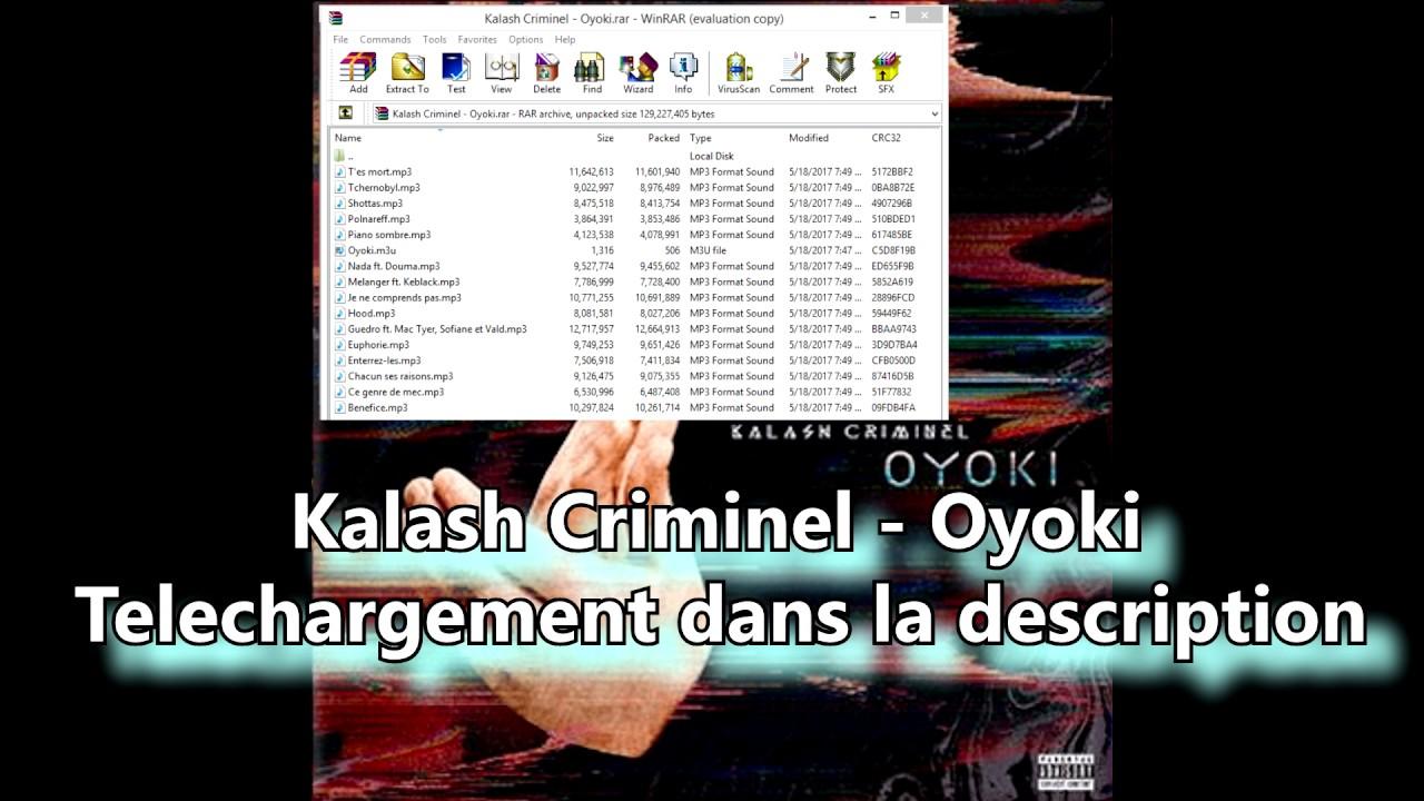 KALASH COMPRENDS PAS CRIMINEL TÉLÉCHARGER JE NE