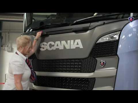 Scania Next Generation - Daily Checks