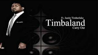Timbaland Ft (Justin Timberlake) - Carry Out [INSTRUMENTAL] +DOWNLOAD LINK!