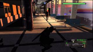 08. Splinter Cell Pandora Tomorrow HD Hard Difficulty Walkthrough - LAX Airport & Ending