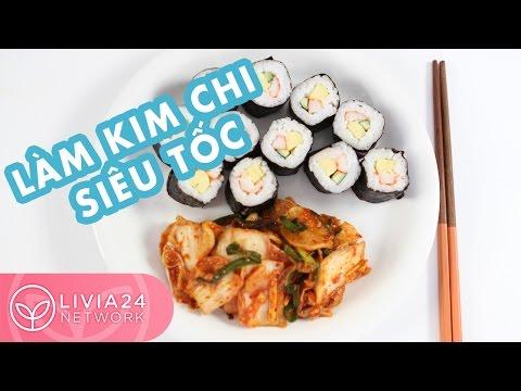 Cách làm kim chi Hàn Quốc siêu tốc chỉ nửa ngày là ăn được | Webtretho