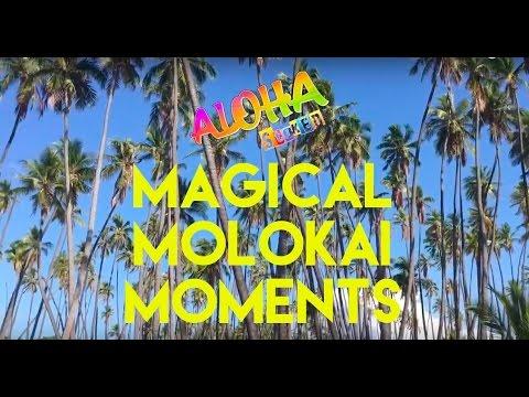 Magical Molokai Moments | An Aloha Stoked Vlog