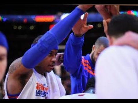 New York Knicks Top 10 Plays of the 2012 Season