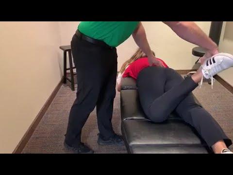 Pro Chiropractic Doctors - Dr. Erik Morrell - Hip Rotation Adjustments @Pro Chiropractic