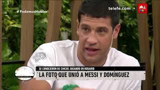 El día que Messi le ganó un torneo de penales a Seba Domínguez - PH Podemos Hablar