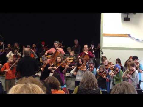 Alasdair Fraser & Natalie Haas Workshop Finale Concert - Whidbey Island (WA) - 1.18.2015