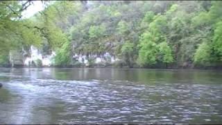 Rivière Dordogne - les abords -