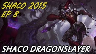 SHACO PRE TEMPORADA 2015 | EP 8 | Shaco Rework pronto? Feliz 2015!