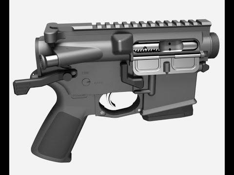 2018 Shot Show - 2018 Patriot-Pin California Legal AR Mag Lock
