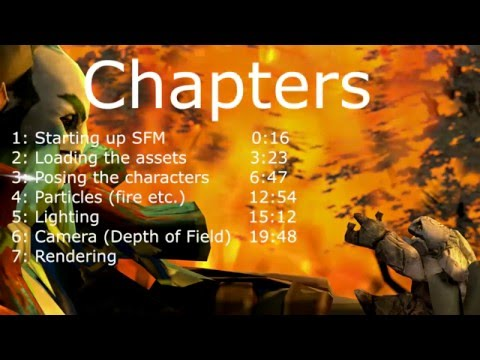 [Tutorial] How to create a DOTA 2 wallpaper in SFM 2