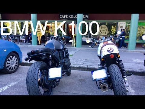 CAFE RACER BMW K100 1988-2016 PART1