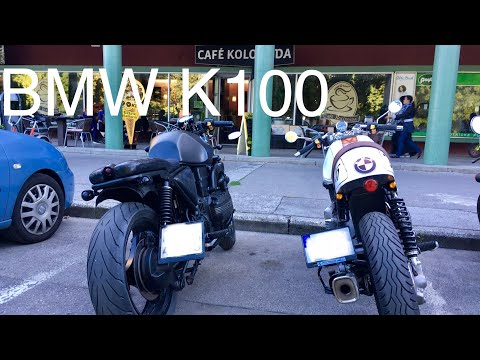 CAFE RACER BMW K100 1988-2016 PART1