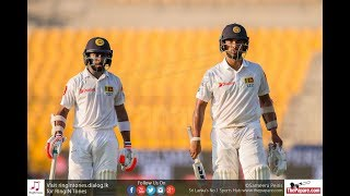 Chandimal or Dickwella must go for a big score - Cricketry: Day 1