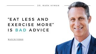 Dr. Deepak Chopra and Dr. Mark Hyman discuss how diet influences your genes