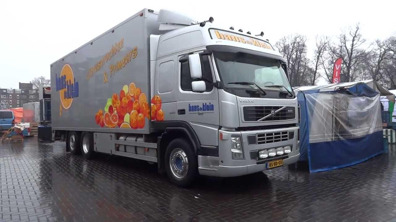 Volvo cabover trucks usa