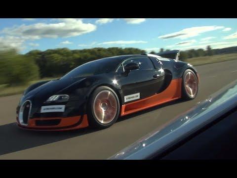 Lamborghini Aventador LP700-4 vs Bugatti Veyron Grand Sport Vitesse RERACE [50p]