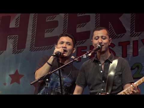 ANDRA AND THE BACKBONE - Separuh Nafasku (Dewa Cover) Live