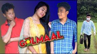 GOLMAAL  a new kokborok short film | funny videos | ft. Lila & ft. Bishal | kokborok short film