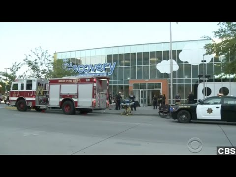 Science Demonstration Leaves 13 Injured At Nevada Museum