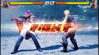 Tekken 7 Gameplay GT 730/ 4gb Ram