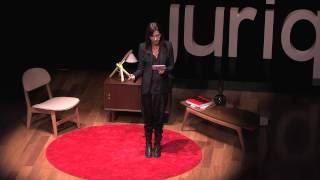 I am a crazy stubborn survivor | Martha Cristiana Merino | TEDxJuriquilla