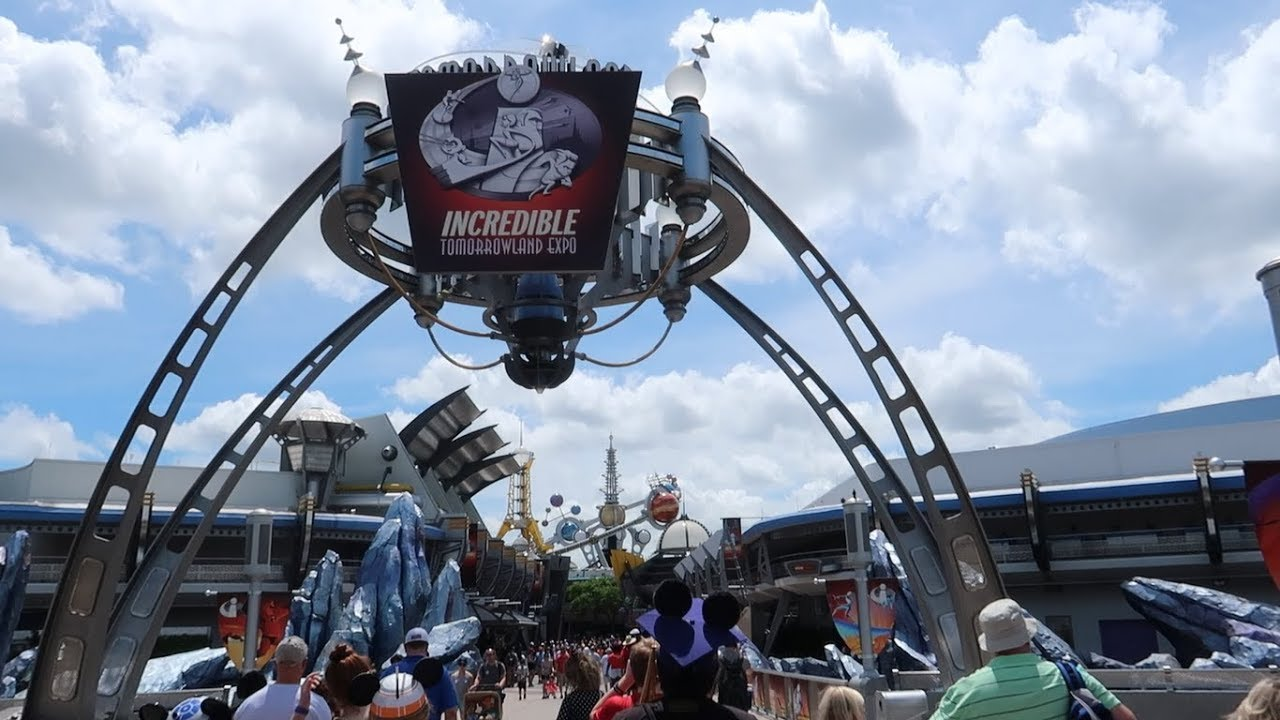 Image result for Incredible Tomorrowland Expo, Magic Kingdom