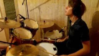 Un peu de ton amour - Téléphone - Reprise batterie (Drum cover)