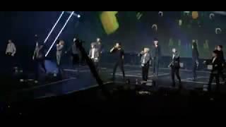 [FANCAM] 191110 슈퍼주니어 Super Junior KAMP In Singapore - Bonamana (미인아)