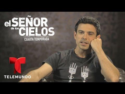 Reto 2 parte 3 ¿Que tánto se conocen?  Jorge Luis Moreno y Fernanda Castillo en El Señor de los C