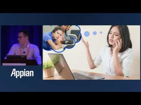 Appian World 2018: Delivering Amazing Customer Experiences with Appian