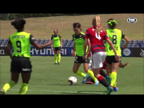 W-League Round 13: Canberra United vs. Western Sydney Wanderers