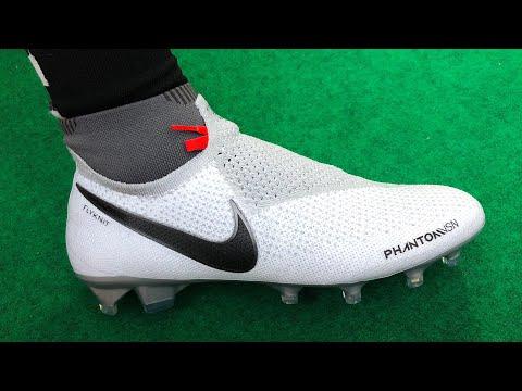 NEW BOOTS! Nike Phantom VSN Elite (Raised on Concrete) - Unboxing, Review & On Feet