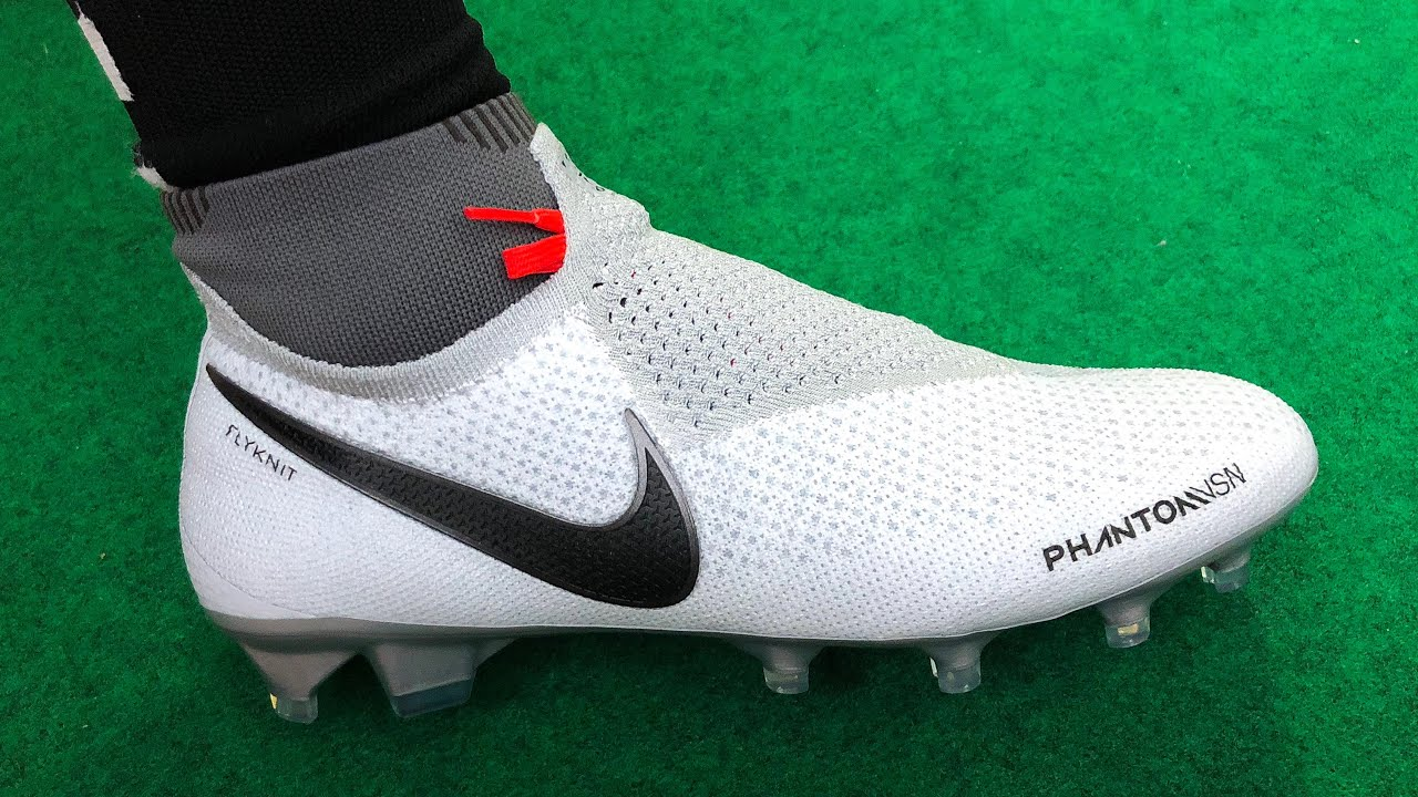 5d41335e441 NEW BOOTS! Nike Phantom VSN Elite (Raised on Concrete) - Unboxing ...