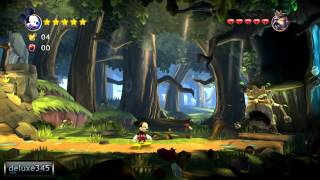 Castle of Illusion Gameplay (PC HD)