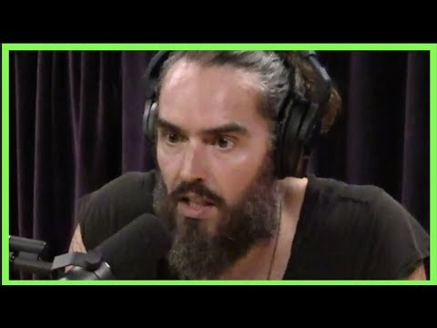 "Russell Brand ""We Don't Know Our Own Biases"" 