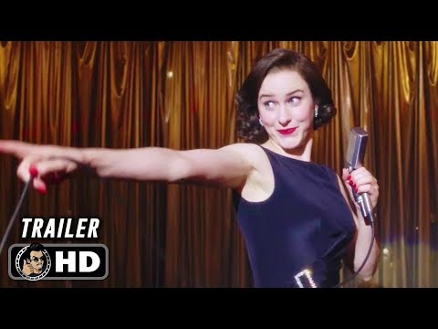THE MARVELOUS MRS. MAISEL Season 3 Official Trailer (HD) Rachel Brosnahan