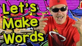 Let's Make Words | Phonics Song for Kids | Onsets & Rimes | Jack Hartmann